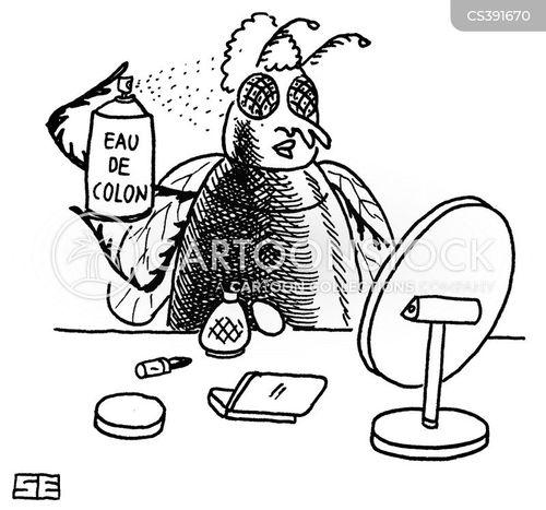 eau de parfum cartoon
