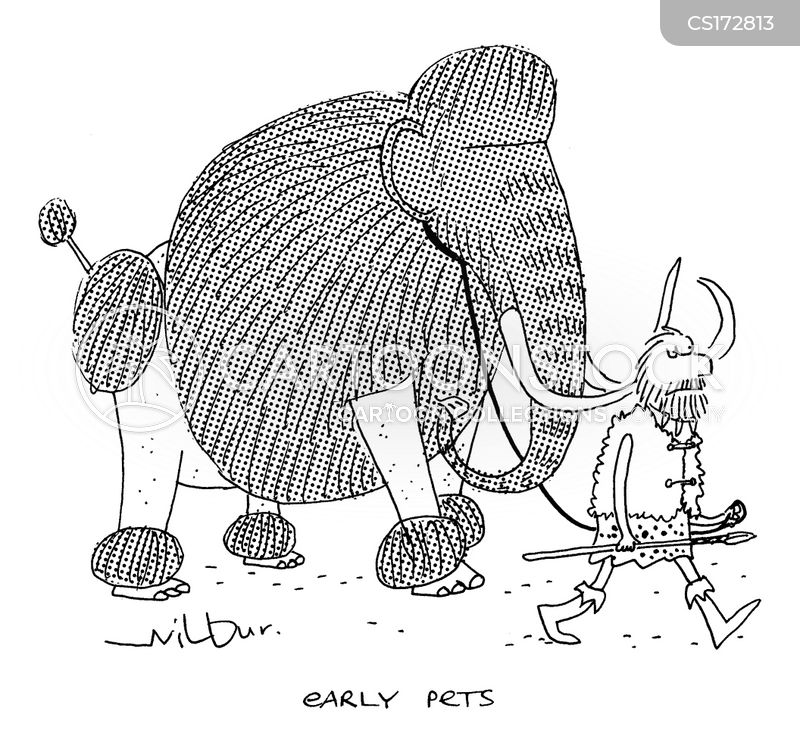 tusk cartoon