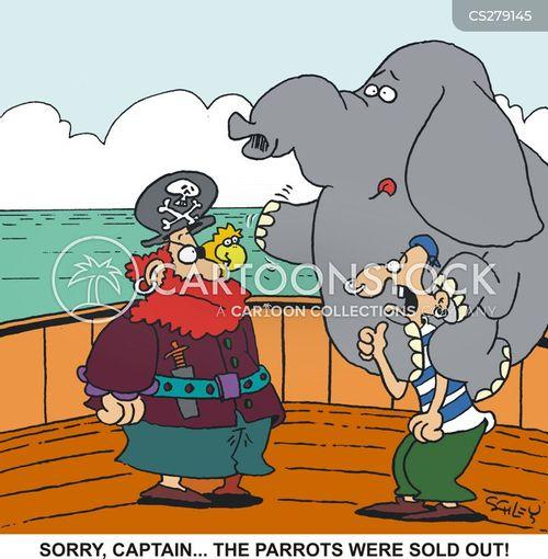 cabin boy cartoon