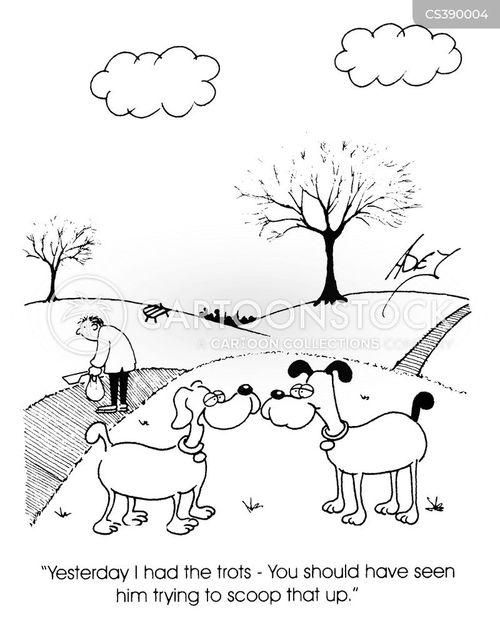diarrhoea cartoon