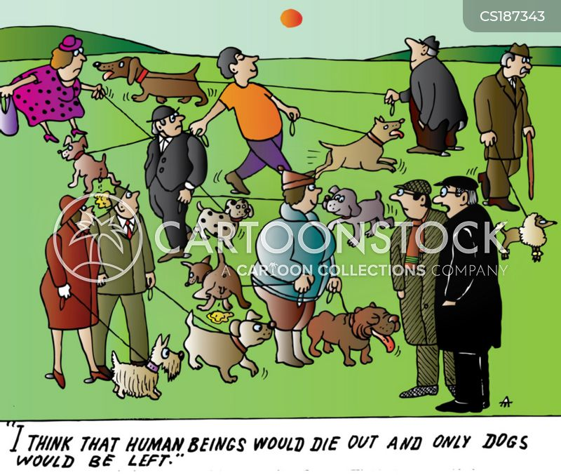 humankind cartoon
