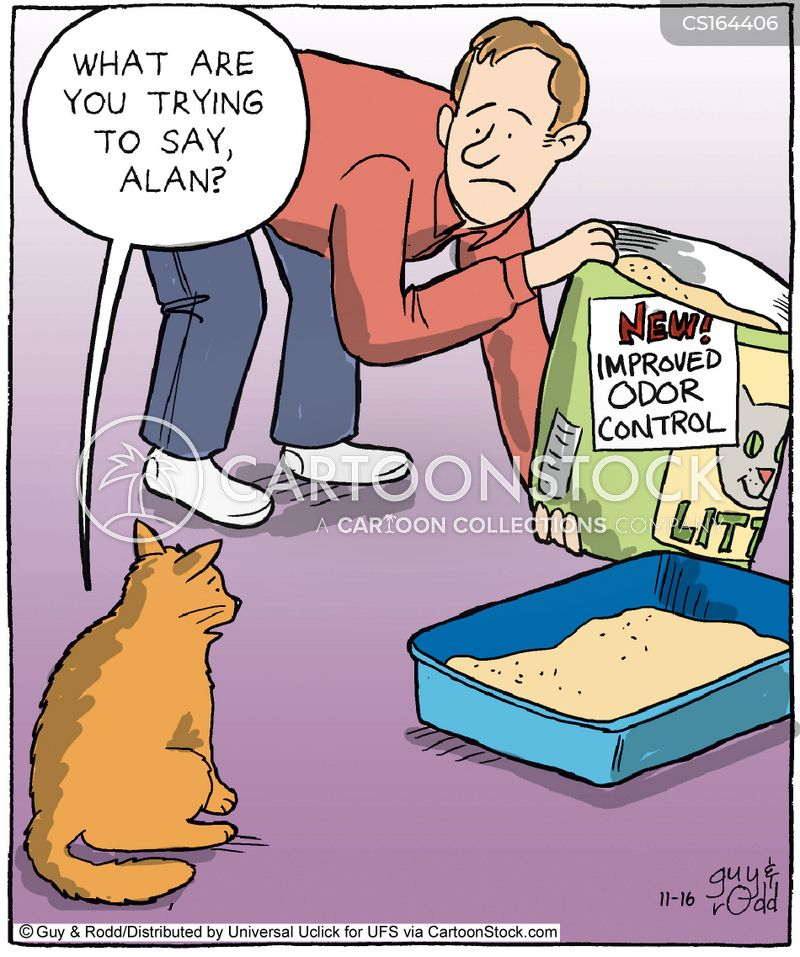 Cat Cartoons And Comics Funny Pictures From Cartoonstock