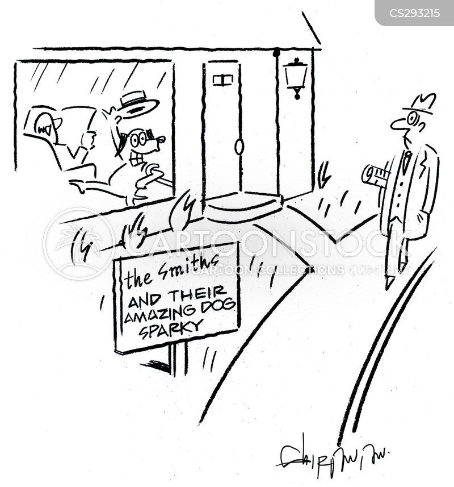tap dance cartoon