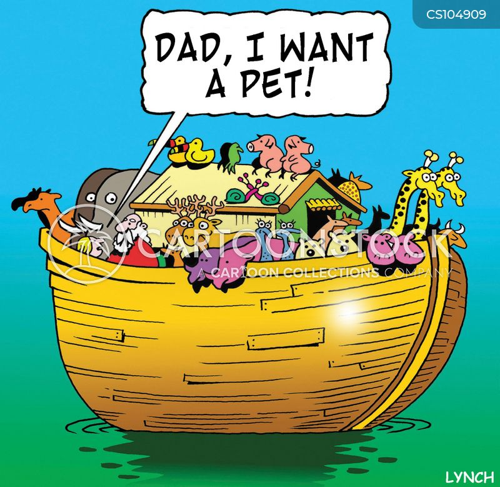 first pets cartoon