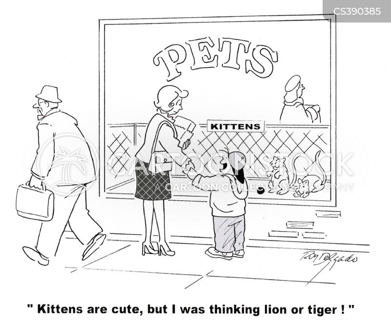 Unusual Pet Cartoons And Comics Funny Pictures From