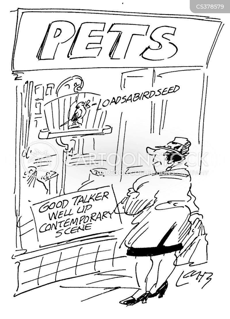 chattering classes cartoon
