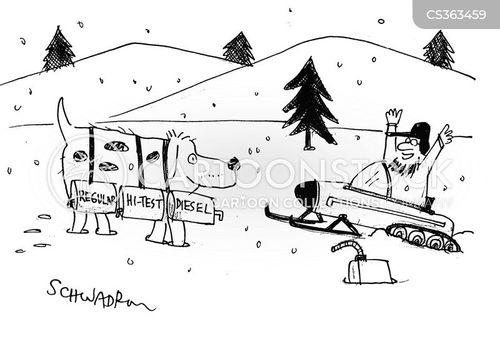 deisel cartoon