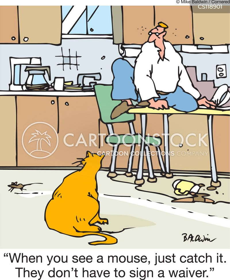 Rules Of Engagement Cartoons And Comics Funny Pictures From Cartoonstock