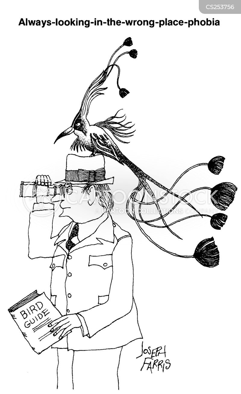 twitchers cartoon