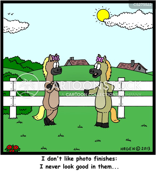 photogenic cartoon