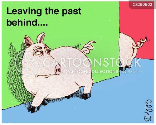 buttocks cartoon