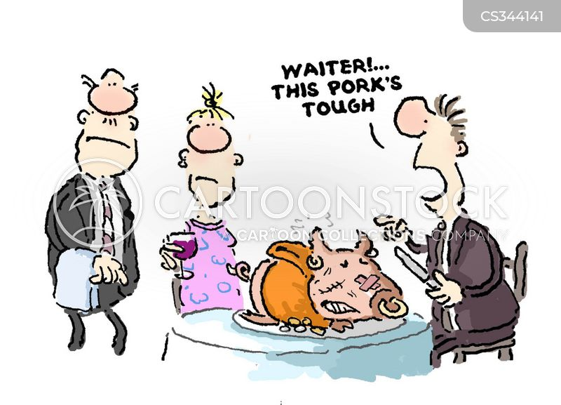 porks cartoon