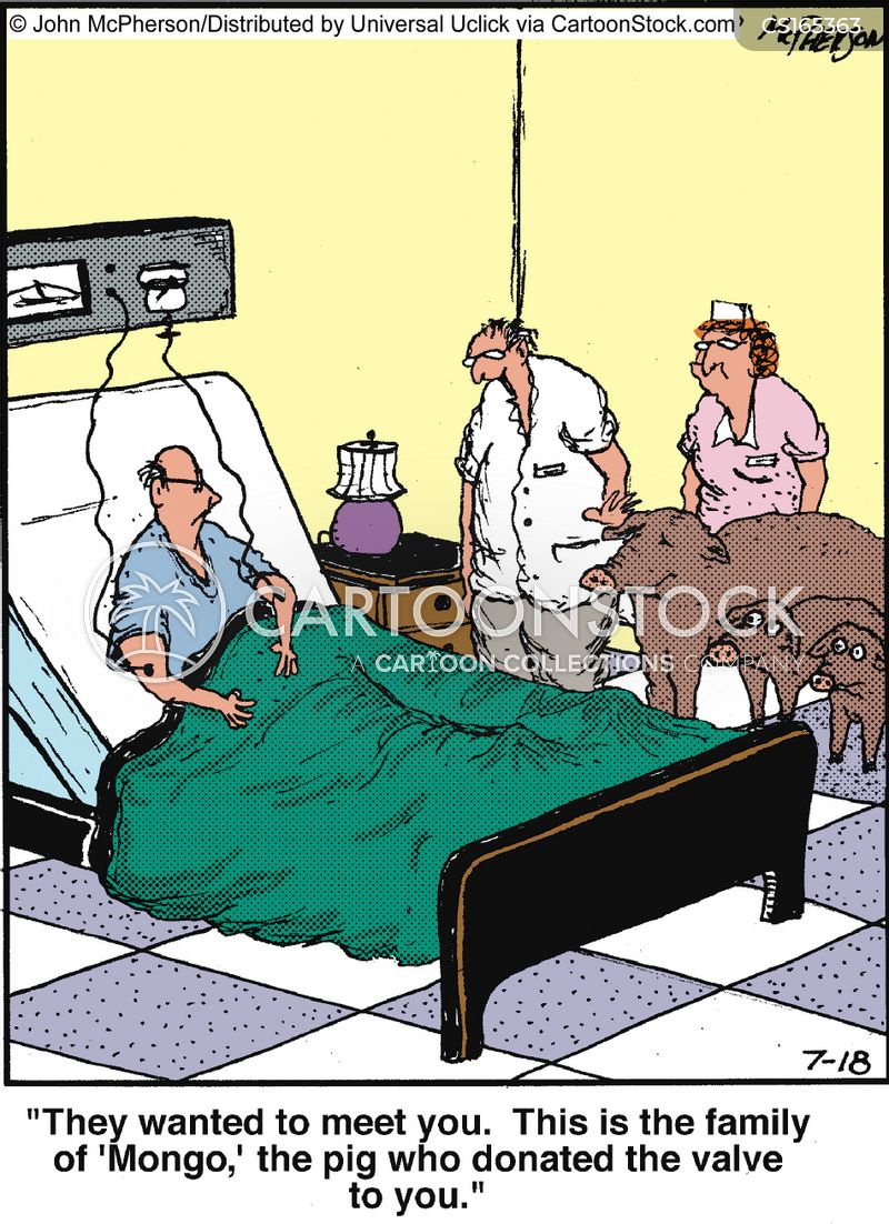 Donor Cartoons And Comics Funny Pictures From Cartoonstock