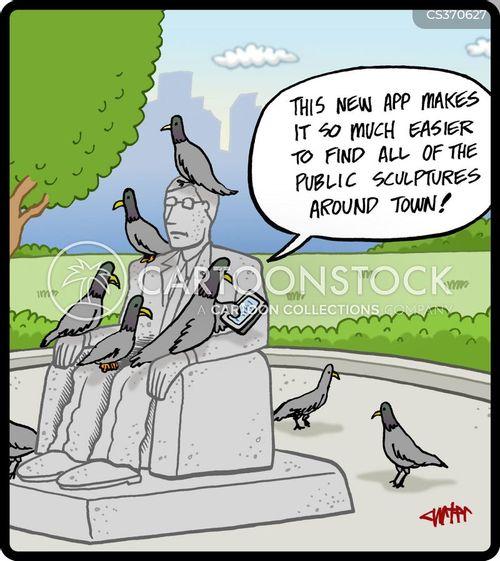 urban pests cartoon