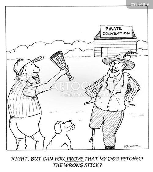 untrained cartoon