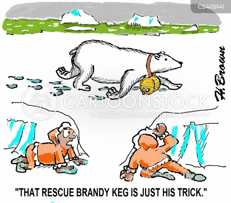 brandy kegs cartoon