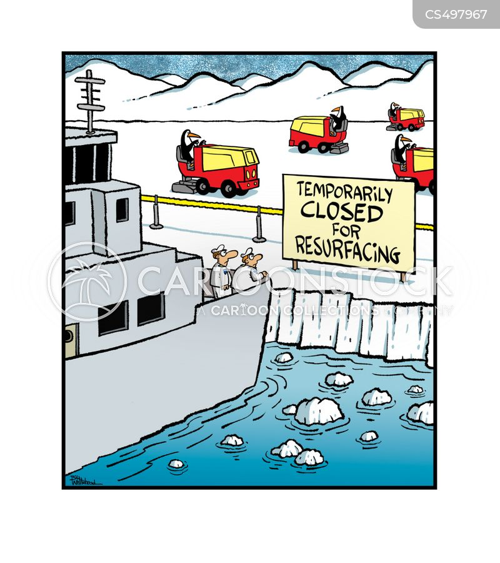ice breakers cartoon