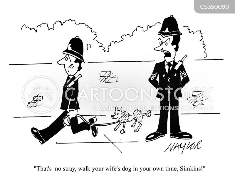 constables cartoon