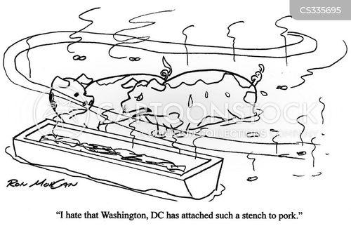 stench cartoon