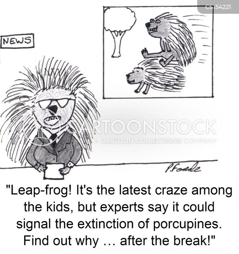 hedgehogs cartoon
