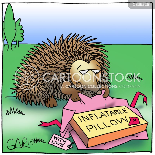 prickles cartoon