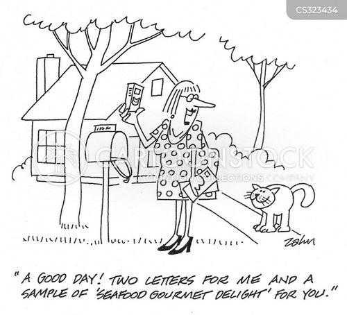 petfood cartoon