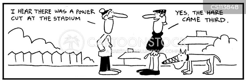 powercut cartoon