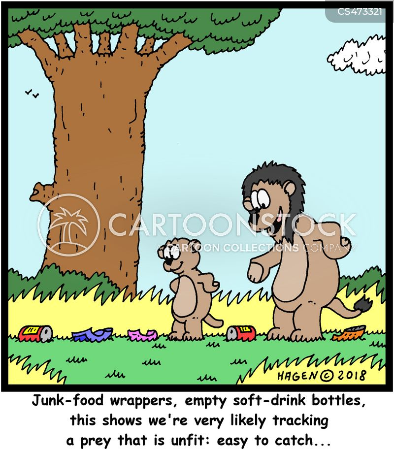 wildlife reservations cartoon
