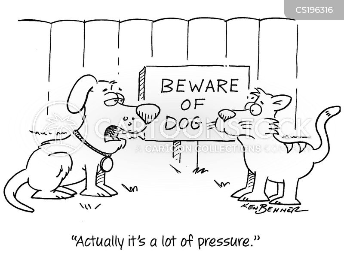 stressfulness cartoon