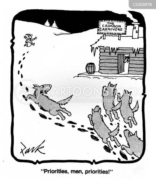 public houses cartoon