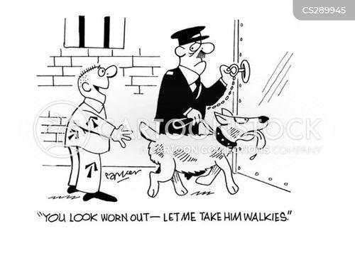 Prison Officer Cartoon 10 Of 15