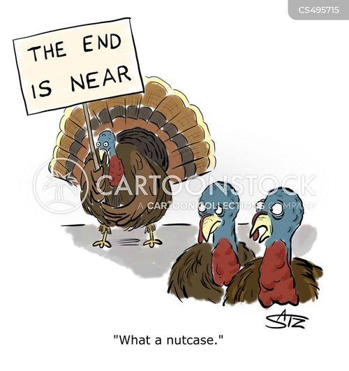 nutcases cartoon