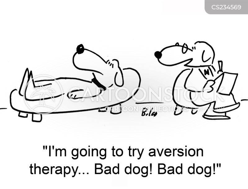 aversion cartoon