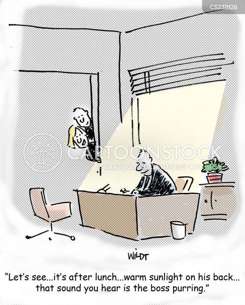 purred cartoon