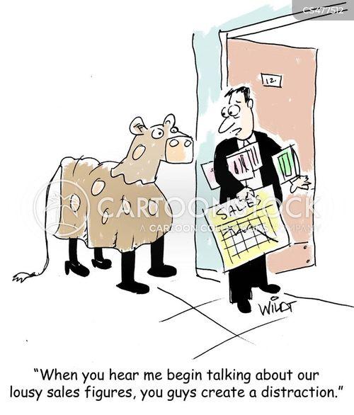panto horses cartoon