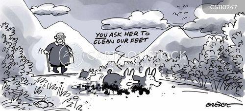 corgis cartoon