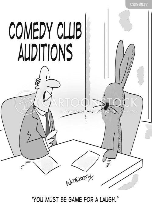 stand ups cartoon