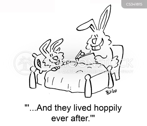 hoppily cartoon