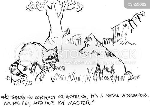 power dynamics cartoon