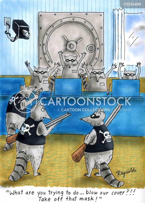 racoon cartoon