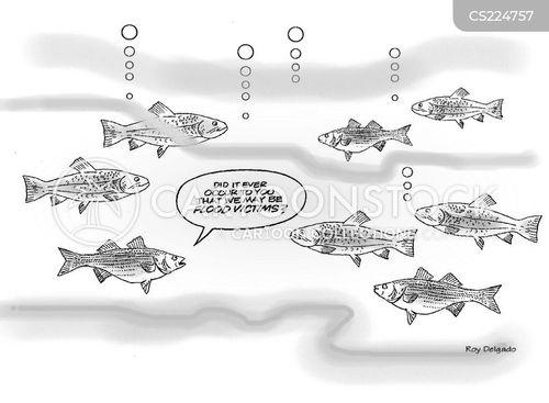 water level cartoon