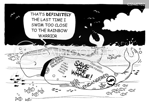 defacement cartoon