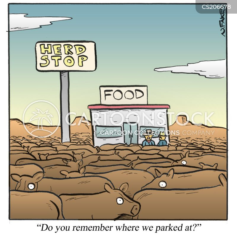 cowhands cartoon