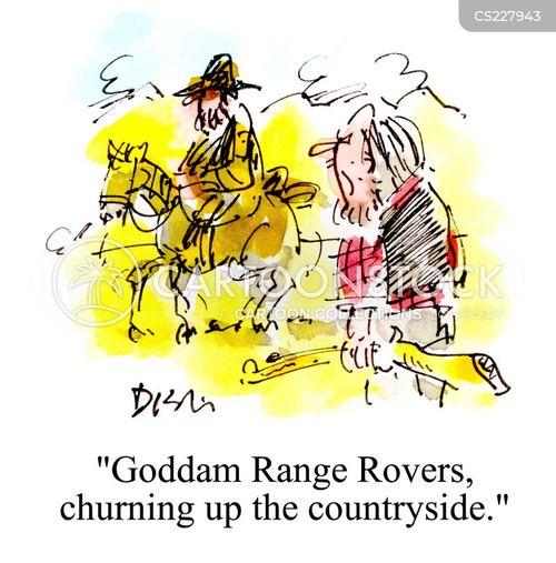 westerner cartoon