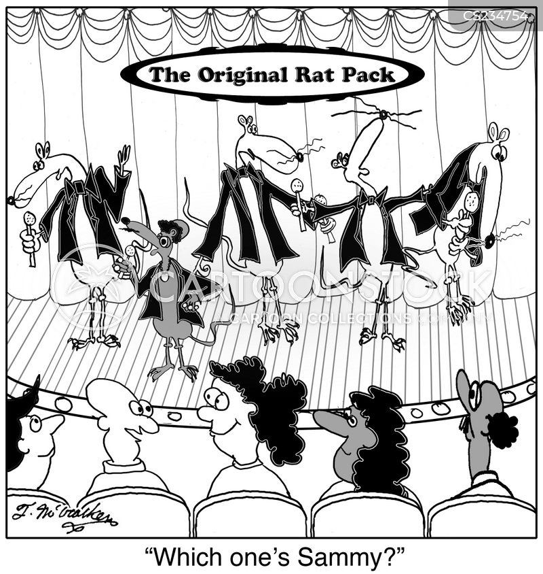 the rat pack cartoon