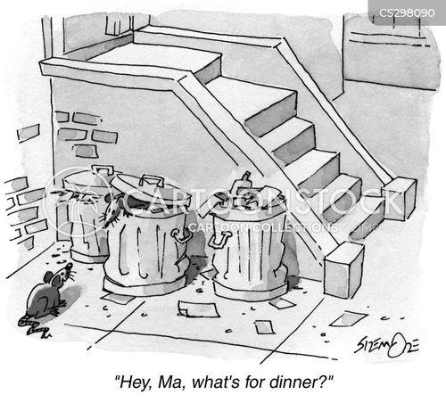 binbag cartoon