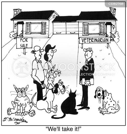 moving home cartoon