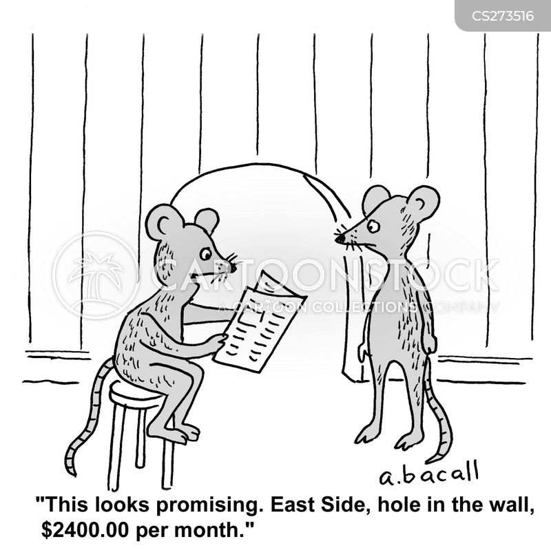 east side cartoon
