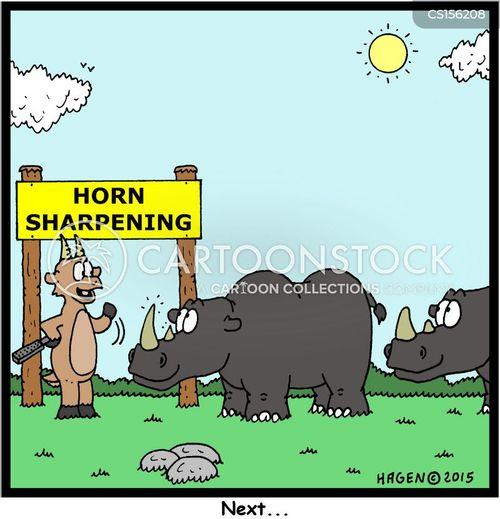 ivory cartoon