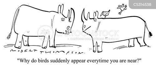 famous line cartoon